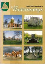 Anušauskienė, Danutė. Butrimonys. – Alytus, 2007. Knygos viršelis