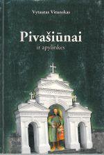 Vitunskas, Vytautas. Pivašiūnai ir apylinkės. – Marijampolė, 2004. Knygos viršelis