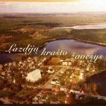 Lazdijų krašto žavesys: fotoalbumas. – Alytus, 2011. Knygos viršelis.